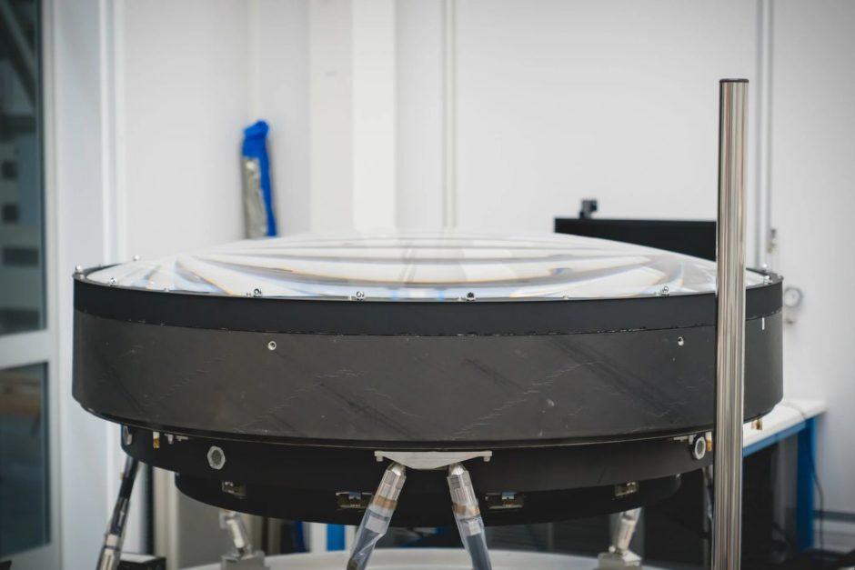 Large Synoptic Survey Telescope optique