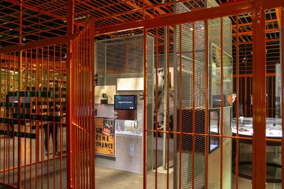 Prison au-delà des murs Musée Confluence