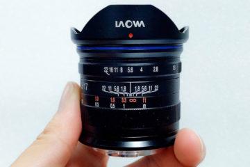 Laowa 17 mm f/1.8 MTF