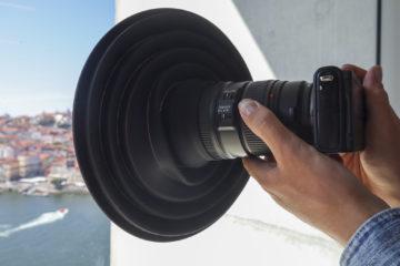 Ultimate Lens Hood Vitre