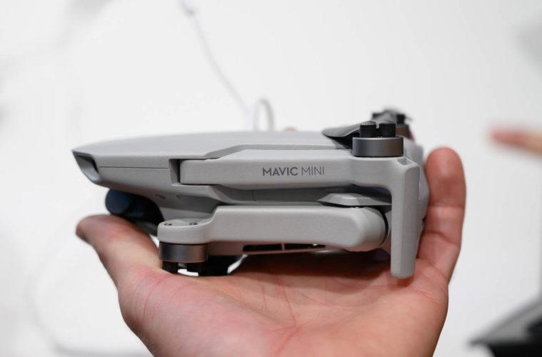 Phototrend Salon de la Photo DJI Mavic Mini