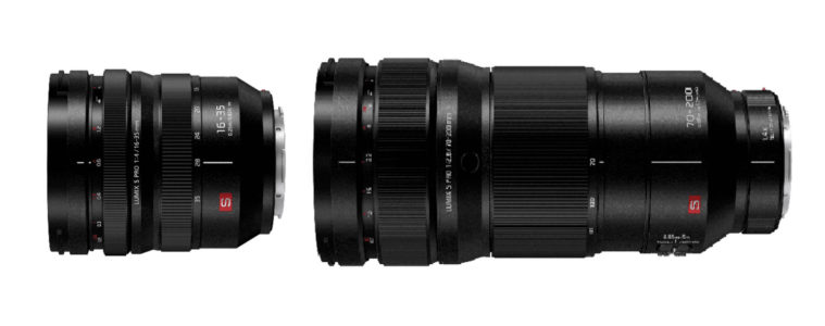 Lumix S Pro 70-200 mm f/2,8 O.I.S.