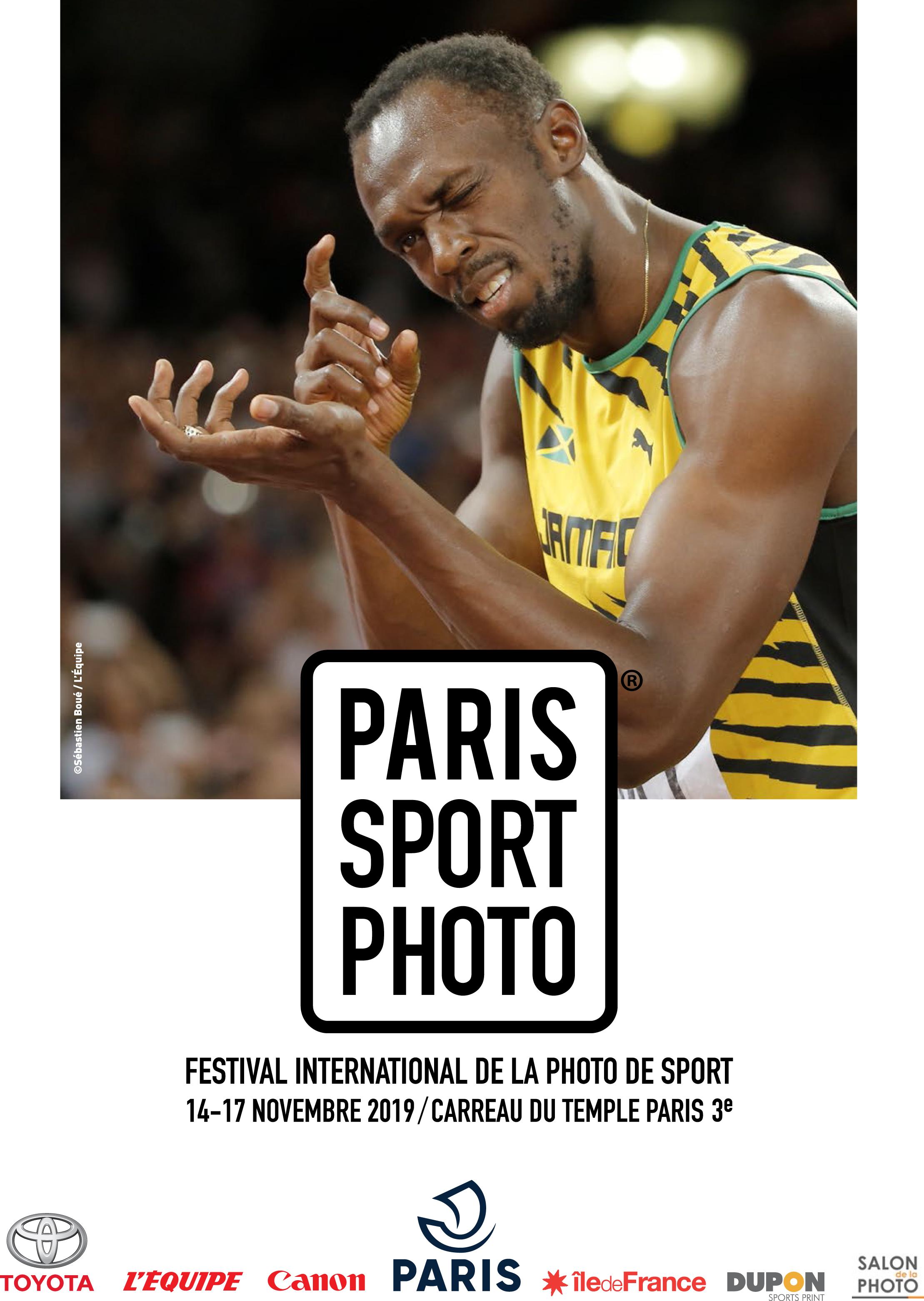 Paris SportPhoto : le festival dédié à la photographie de sport ouvre ses portes