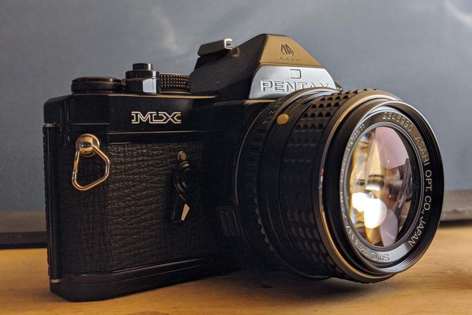 Phototrend Pentax MX