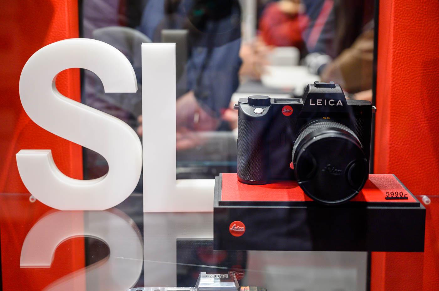 Leica SL2 : l'hybride plein format fait peau neuve et intègre un capteur stabilisé de 47 Mpx