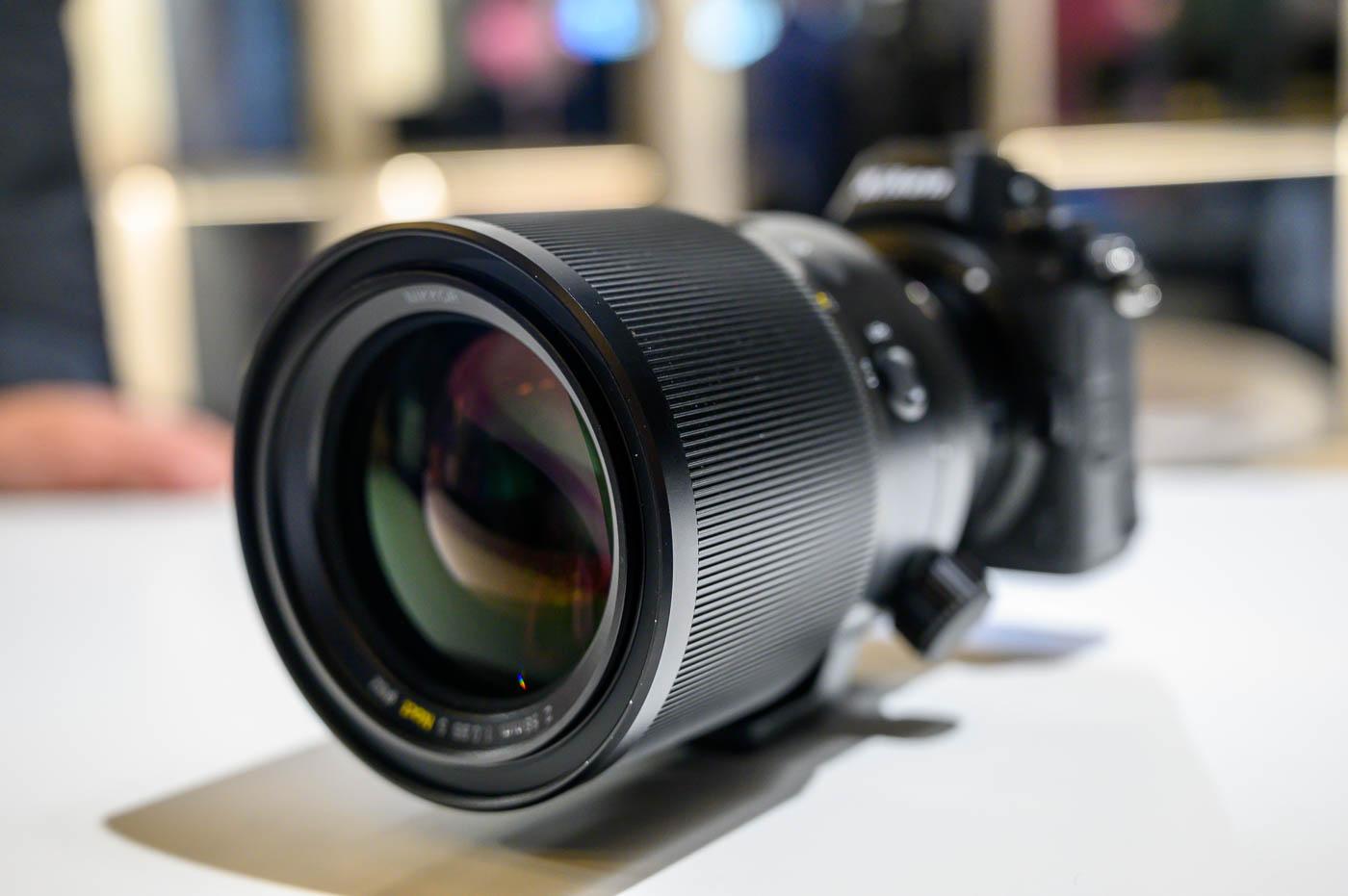 Phototrend Nikon Nikkor Z 58 mm f/0,95 S Noct