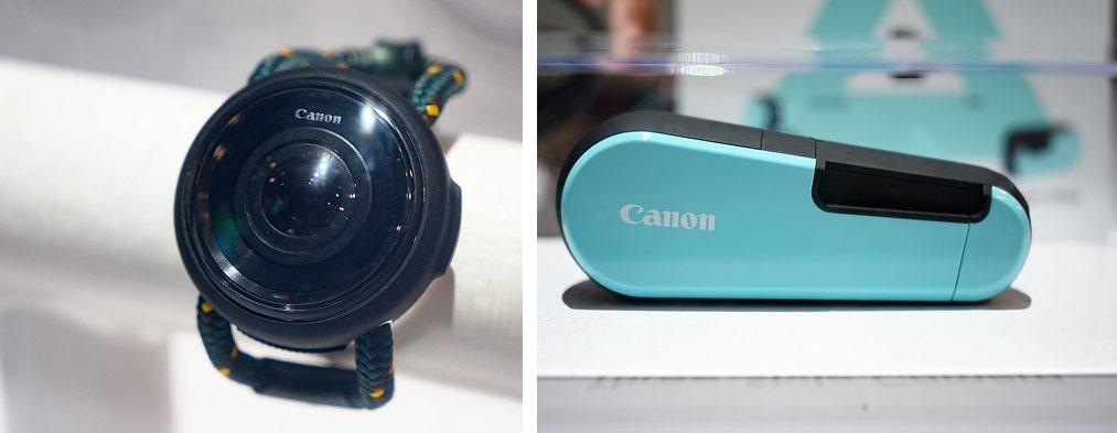 CES 2020 : les nouveaux concepts d'appareils photo de Canon