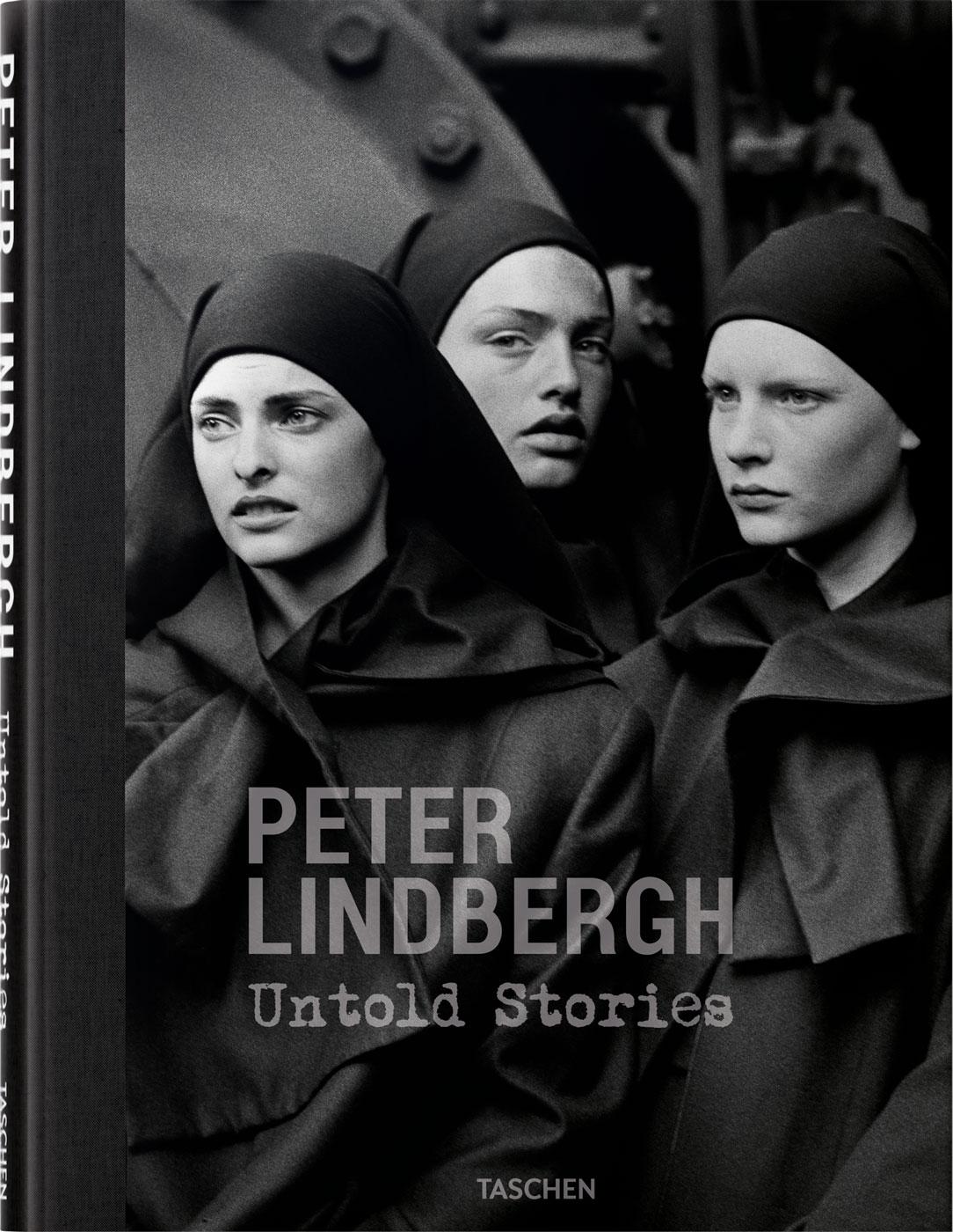 Taschen publie Untold Stories : Une collection de photographies réunies par Peter Lindbergh