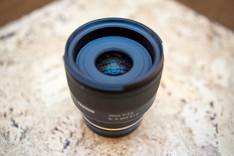 Phototrend Test Tamron 20 mm f/2,8 Di III OSD M1:2