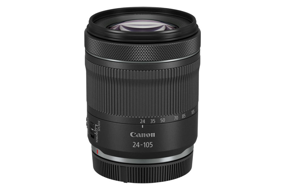 Canon RF 24-105 mm f/4,5-7,1 IS STM