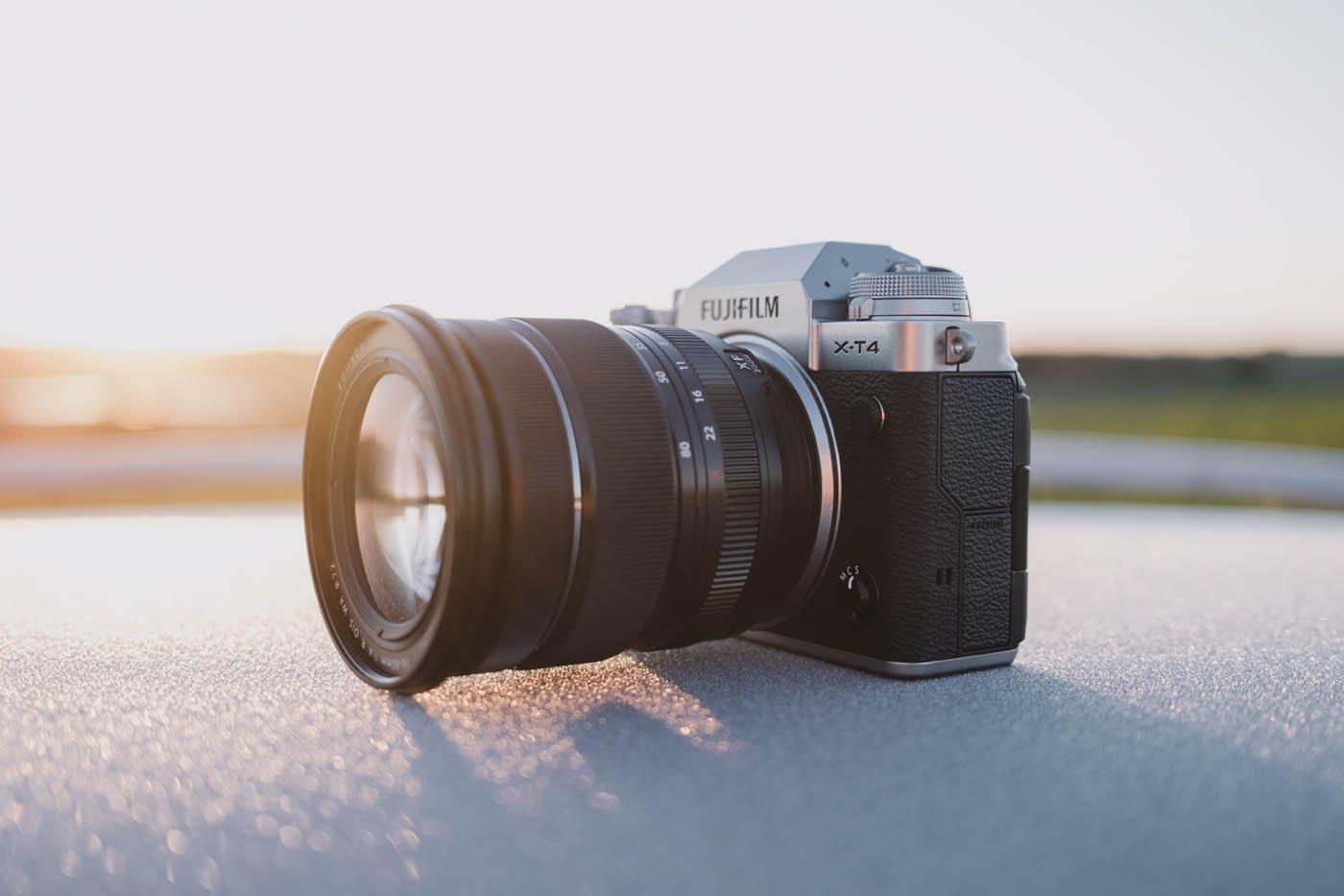 Un photographe a comparé le bruit du déclenchement du Fujifilm X-T4 avec les anciens boîtiers X-T