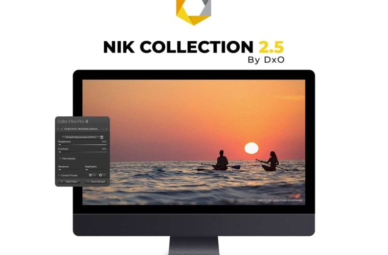 Nik Collection by DxO 2.5