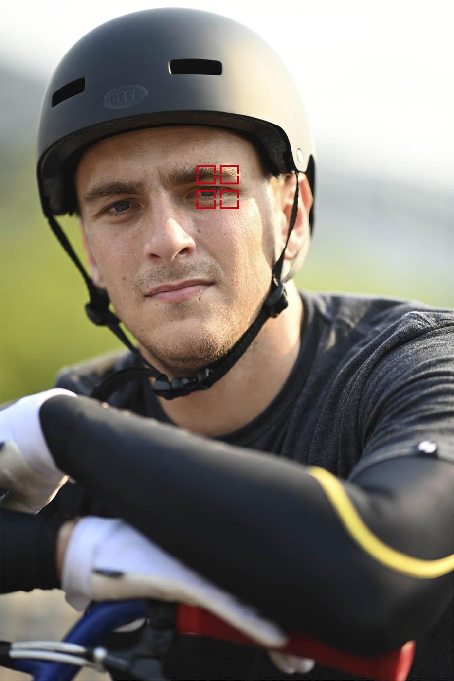Détection de l'oeil en visée optique avec le Nikon D6