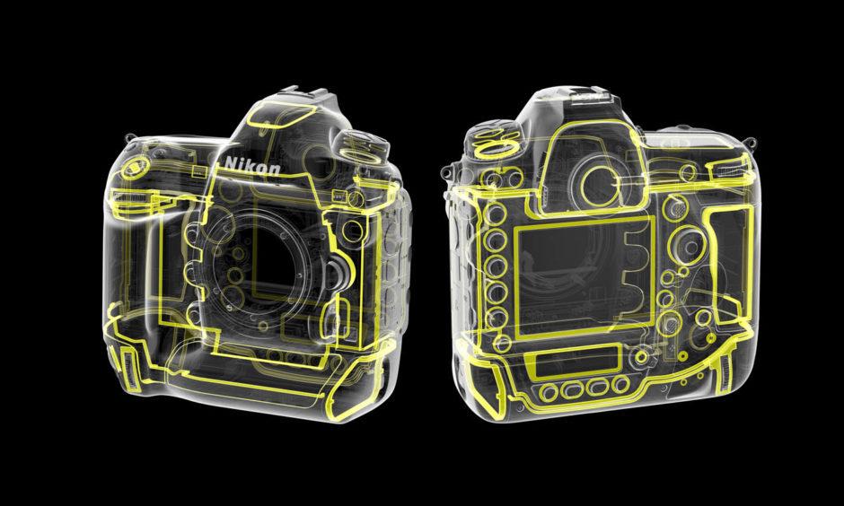 Construction tropicalisée du Nikon D6