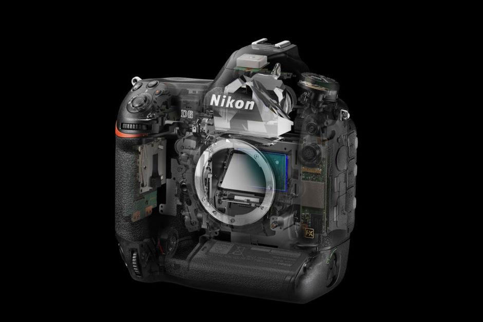 Nikon D6, le monstre