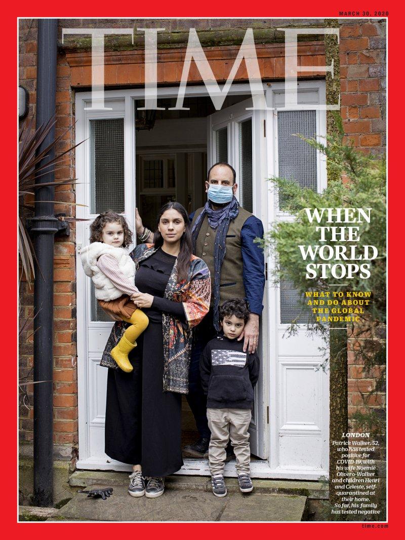 Time Magazine Covid-19