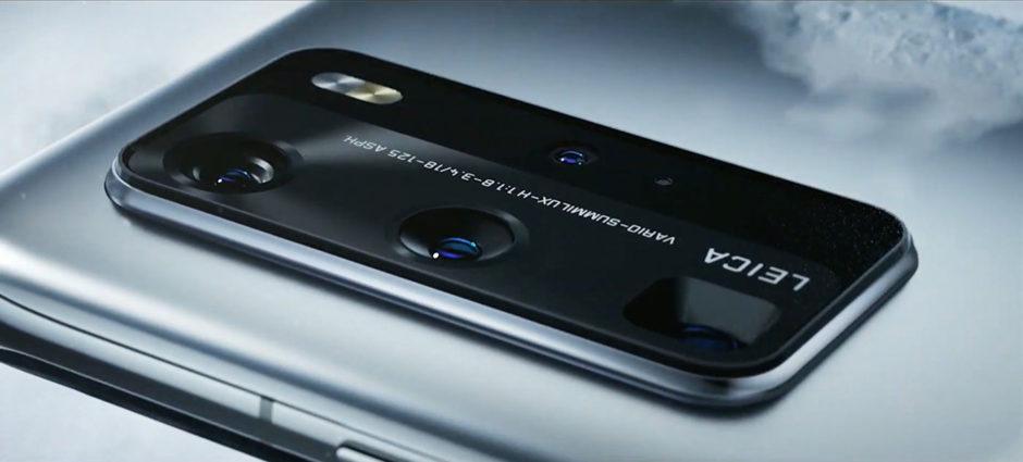 Capteur photo Huawei P40 Pro+