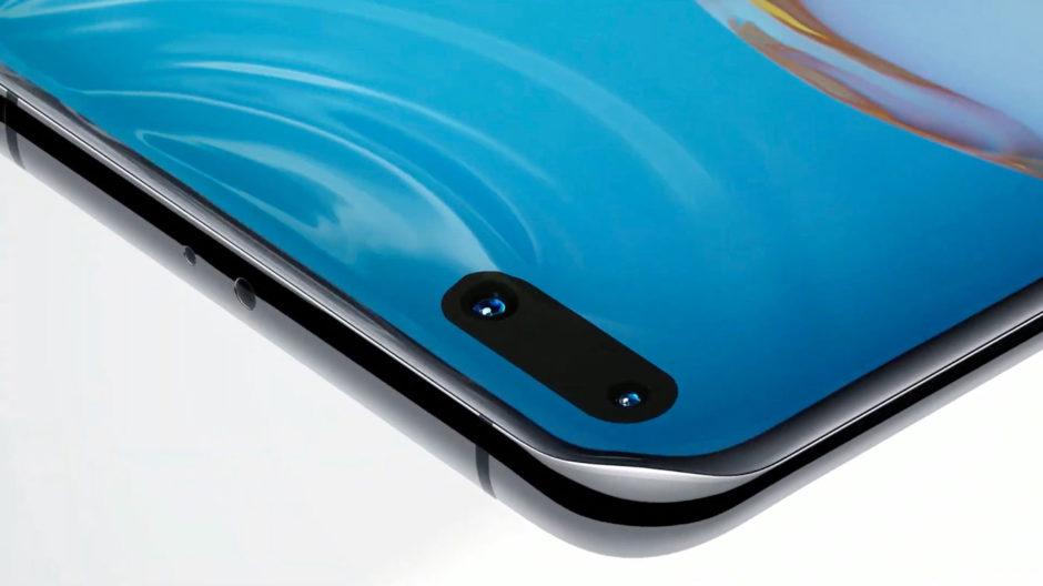 Poinçon Huawei P40 Pro