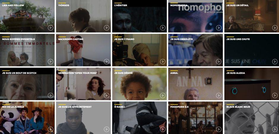 Nikon Film Festival 2020 finalistes