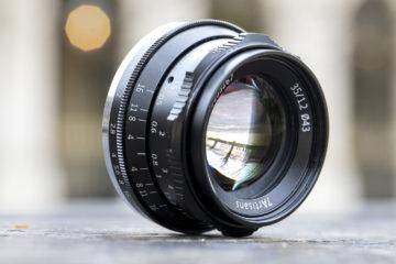 Phototrend 7artisans 35 mm f/1,2