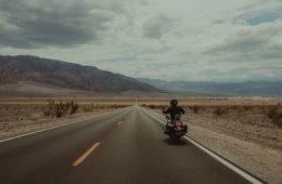 Route américaine de Philippe Vitry