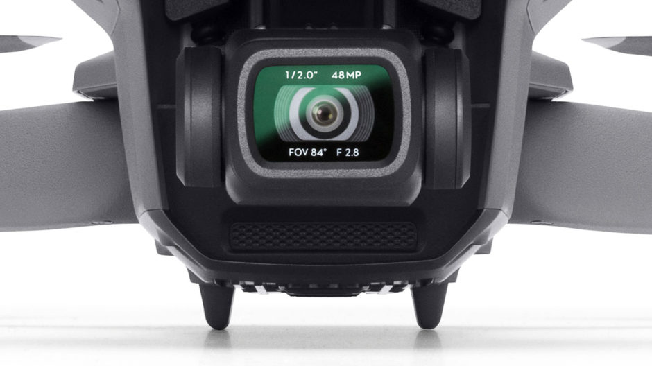 DJI Mavic Air 2 module caméra 48 Mpx
