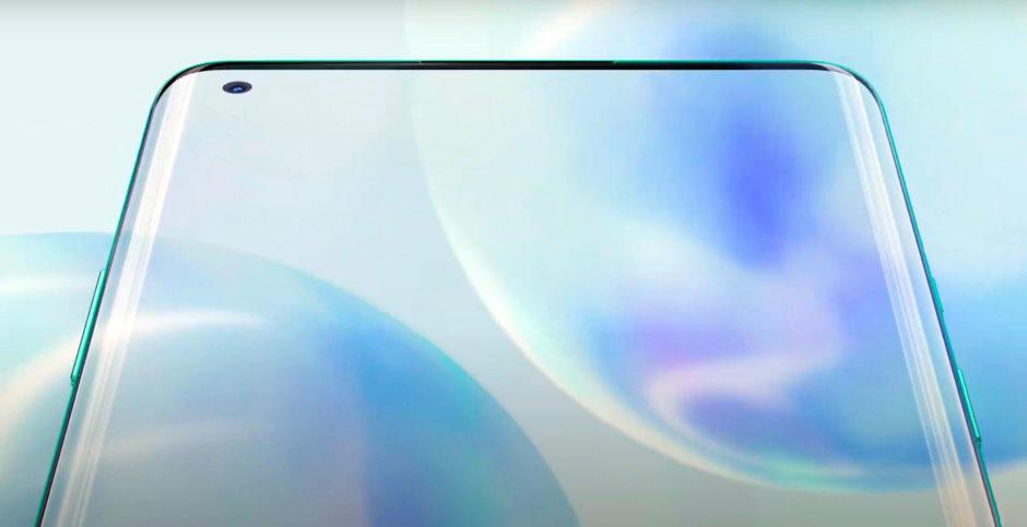 OnePlus 8 Pro écran