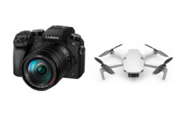 Pack French Days hybride Panasonic drone DJI