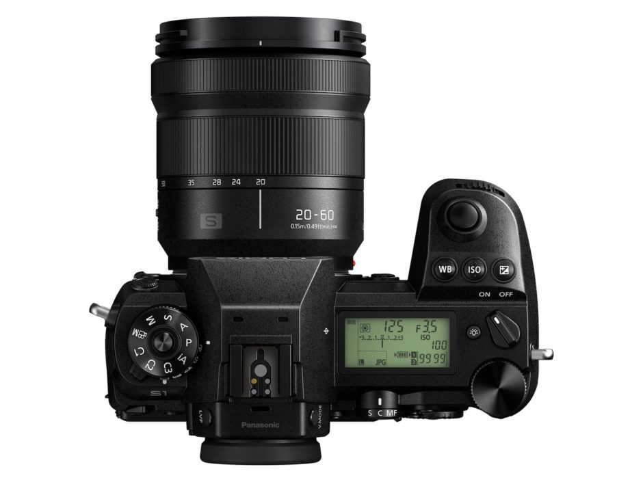 Panasonic Lumix S 20-60 mm f/3.5-5.6