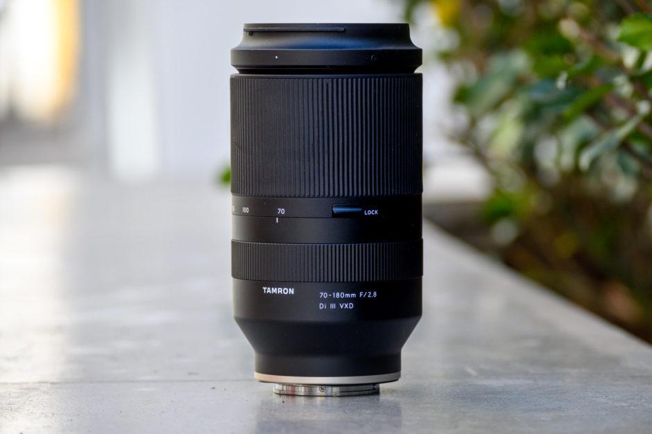 Phototrend Test Tamron 70-180 mm f/2,8 Di III VXD