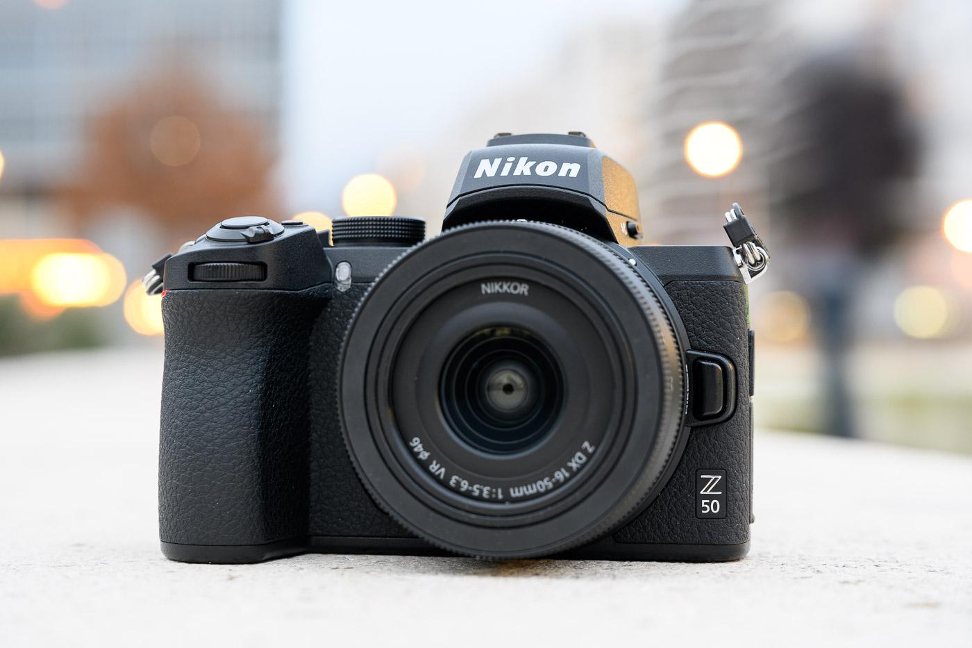 Nikon cover image