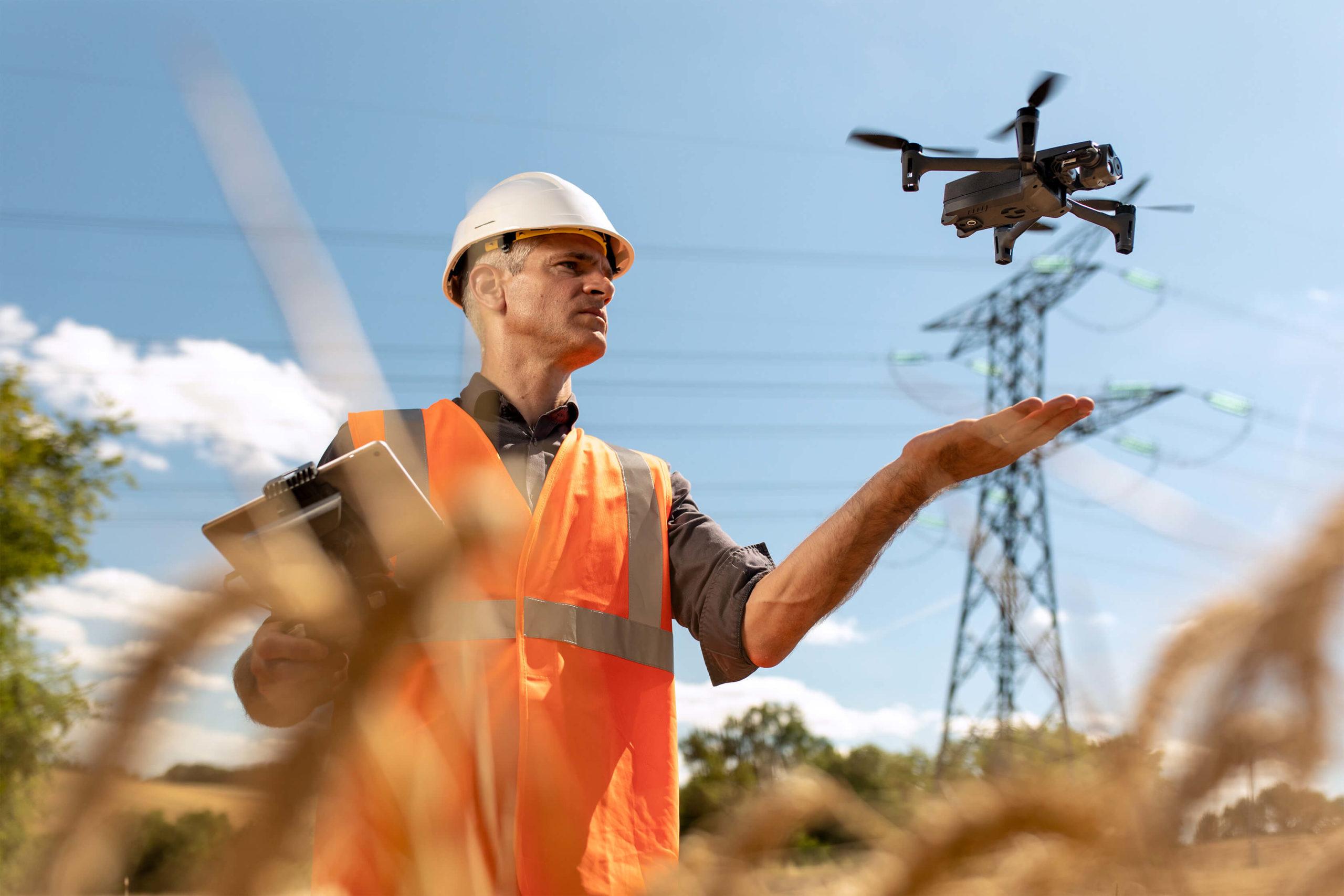 Anafi USA, la réponse de Parrot aux drones professionnels DJI