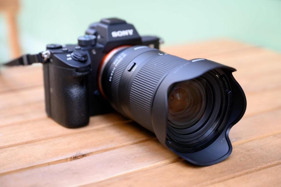 Tamron 28-200 mm f/2,8-5,6 Di III RXD