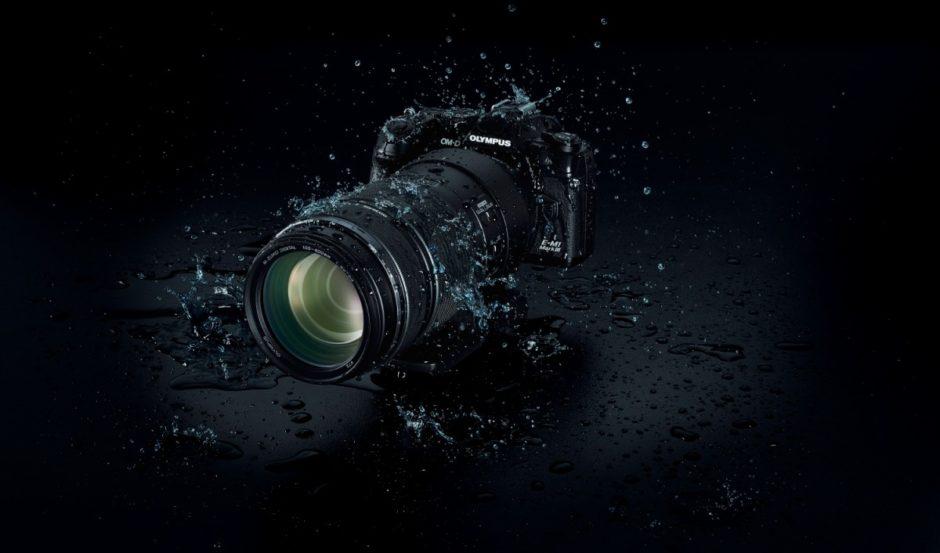 Olympus M.Zuiko Digital ED 100-400 mm f/5-6,3 IS