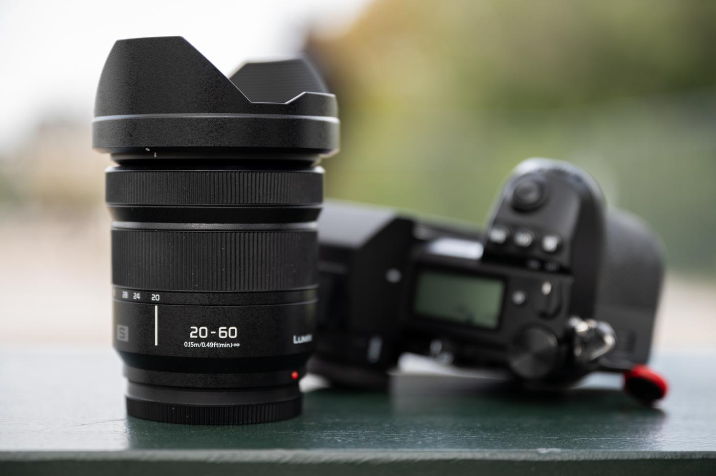 Test Phototrend Panasonic Lumix 20 60 mm f/3,5-5,6