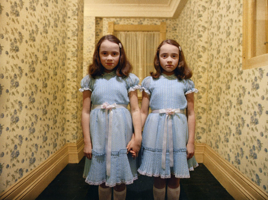Identical Twins Diane Arbus Stanley Kubrick