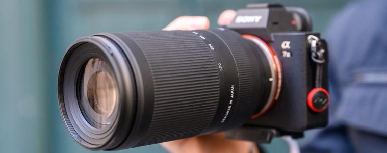 Phototrend Test Tamron 70-300 mm f/4,5-6,3 Di III RXD