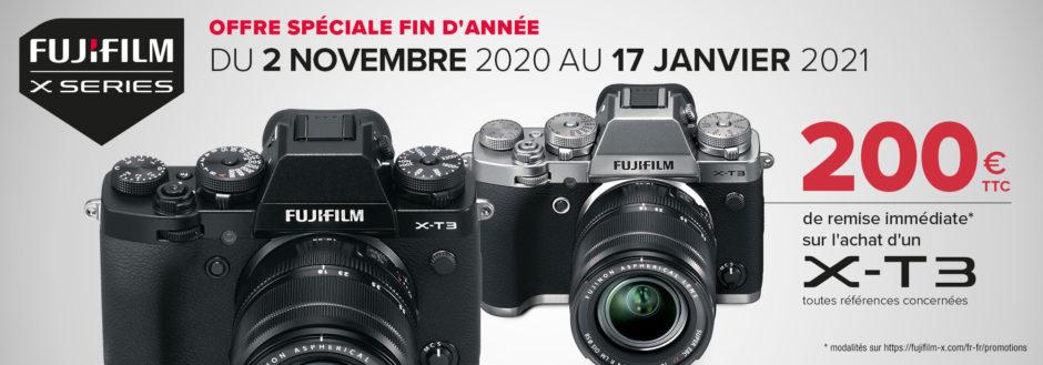 ODR Fujifilm X-T3