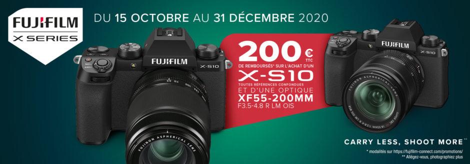 ODR Fujifilm X-S10