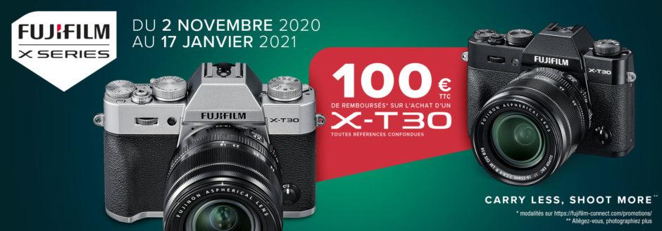 ODR Fujifilm X-T30