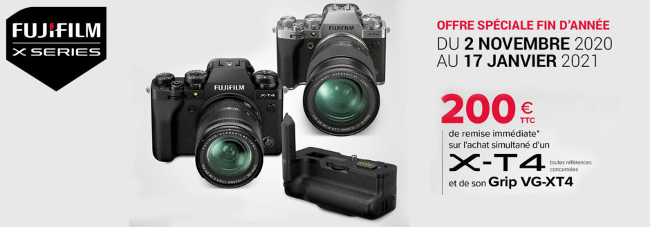ODR Fujifilm X-T4