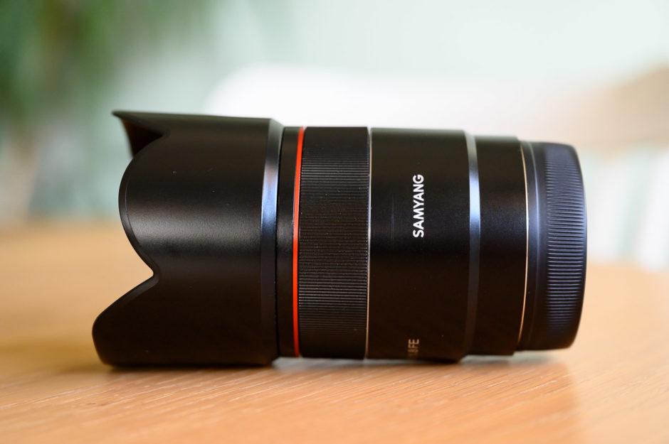 Test Phototrend Samyang AF 75 mm f/1.8 FE