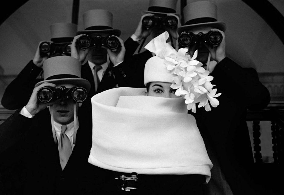 Frank Horvat 1958-paris-for-jardin-des-modes-givenchy-hat-b-940x648