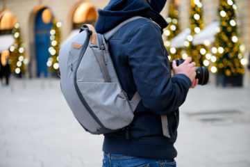 Phototrend Test Peak Design Everyday Backpack Zip