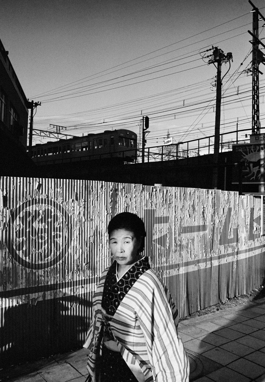 Shomei Tomatsu Zoom Photographe