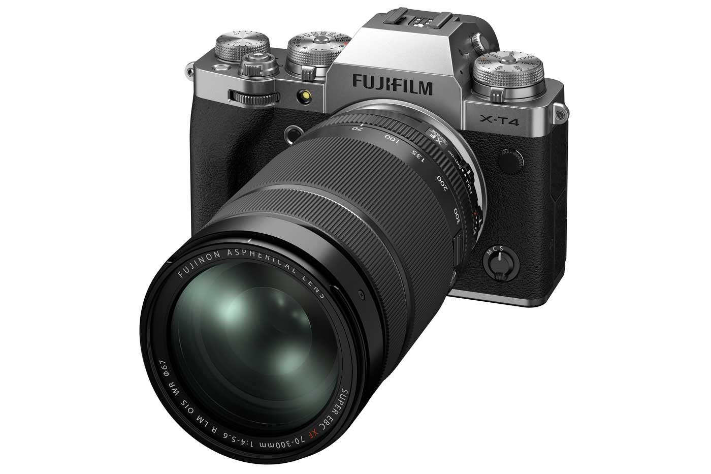 Fujifilm lance son nouveau téléobjectif polyvalent XF 70-300 mm f/4-5,6 R LM OIS WR