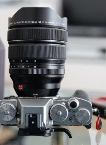 Phototrend Test Fujinon XF 8-16 mm f/2.8 R LM WR