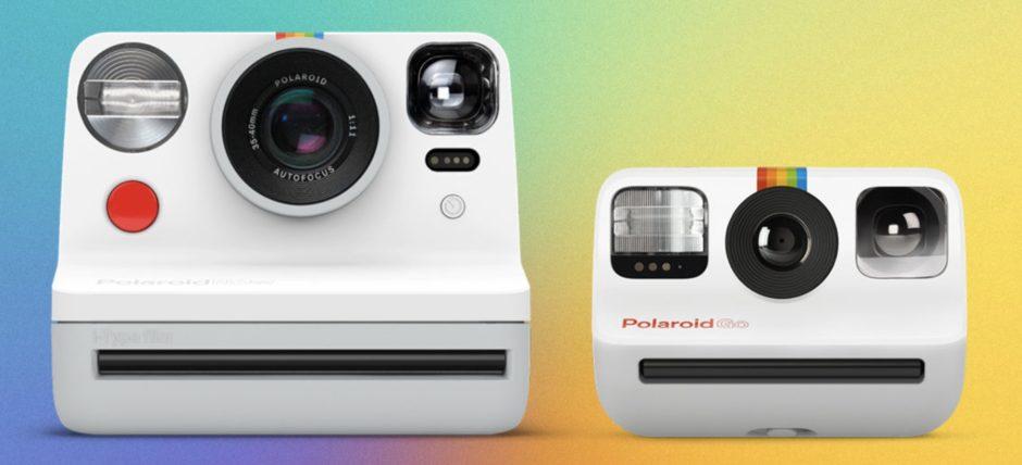 Polaroid Now vs Polaroid Now