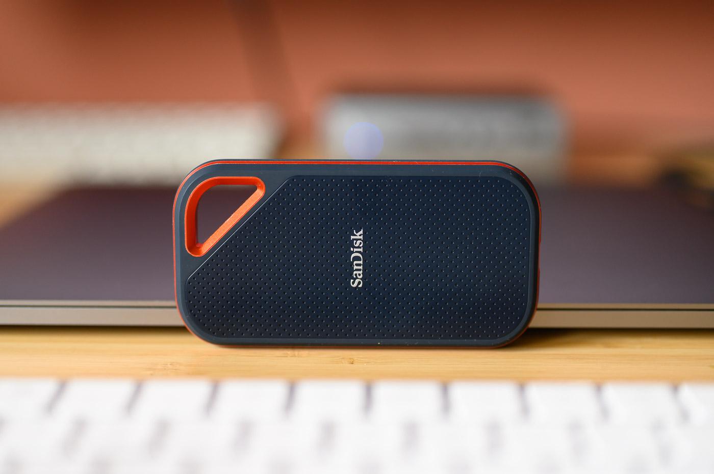 Phototrend Test SanDisk Extreme Pro Portable SSD