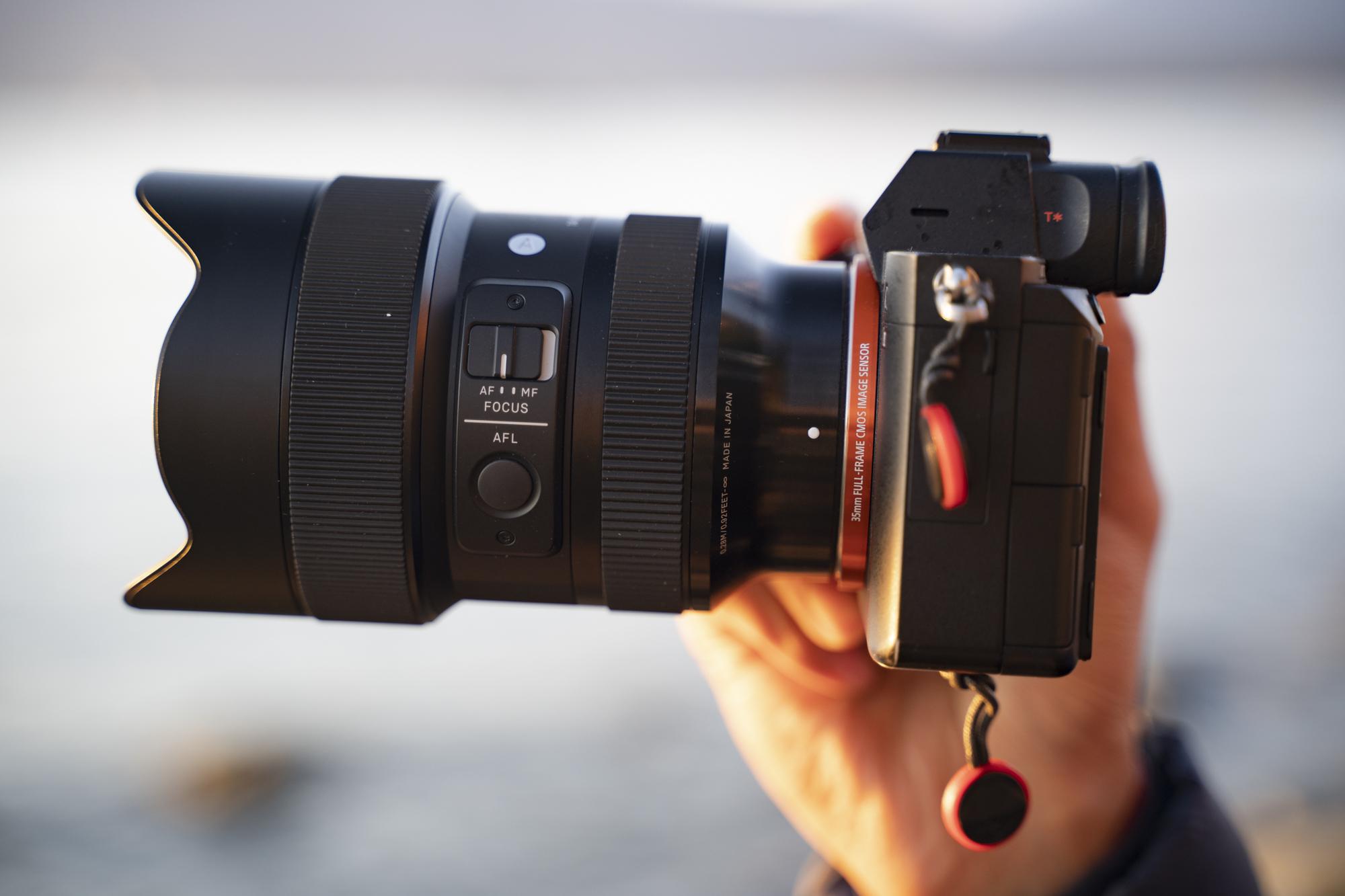 Test Phototrend Sigma 14-24 mm f/2,8 DG DN Art